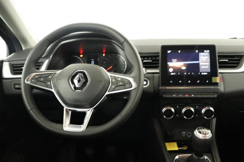 Renault Captur TCe 100 Zen Noir occasion à Toulouse - photo n°4