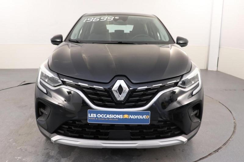 Renault Captur TCe 100 Zen Noir occasion à Aubière - photo n°2