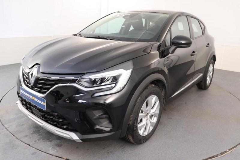 Renault Captur TCe 100 Zen Noir occasion à Aubière