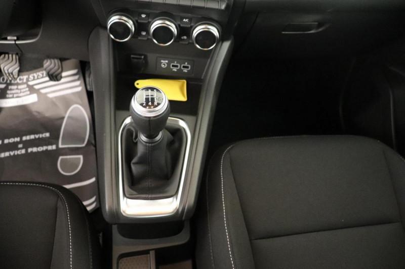 Renault Captur TCe 100 Zen Noir occasion à Aubière - photo n°11
