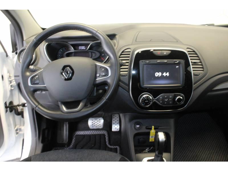 Renault Captur TCe 120 Energy EDC Intens Blanc occasion à TARBES - photo n°8