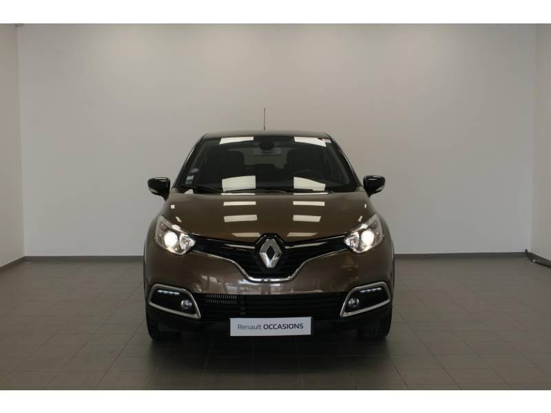 Renault Captur TCe 120 Energy Intens EDC Noir occasion à LESCAR - photo n°10