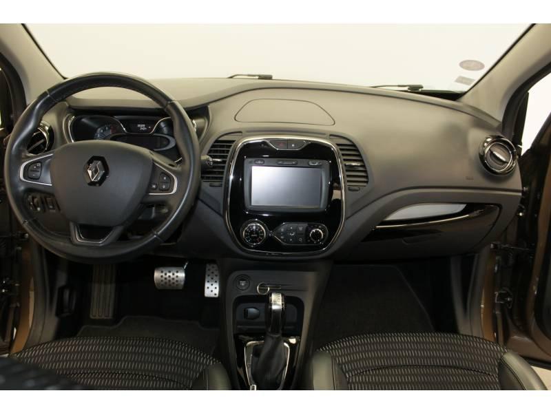 Renault Captur TCe 120 Energy Intens EDC Noir occasion à LESCAR - photo n°8