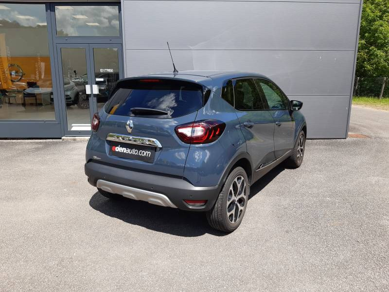 Renault Captur TCe 120 Energy Intens Gris occasion à Tulle - photo n°2