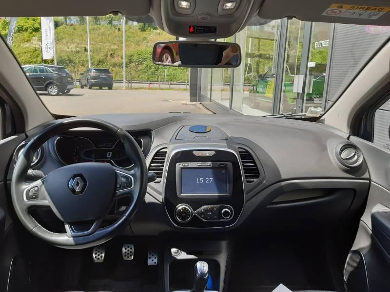 Renault Captur TCe 120 Energy Intens Gris occasion à Tulle - photo n°5