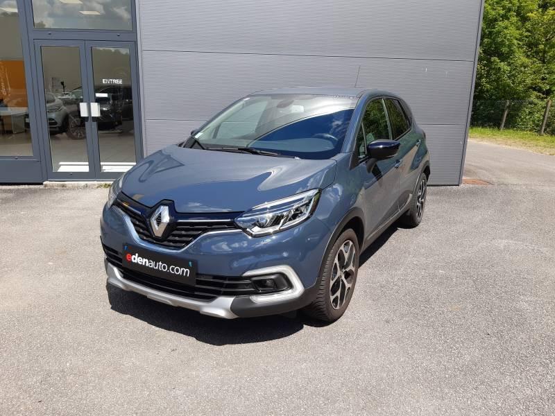 Renault Captur TCe 120 Energy Intens Gris occasion à Tulle