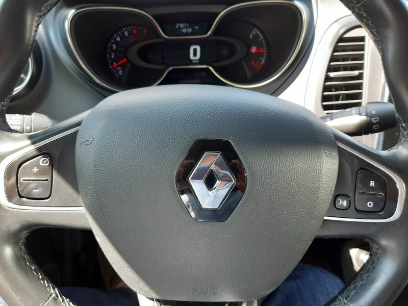 Renault Captur TCe 120 Energy Intens Gris occasion à Tulle - photo n°10