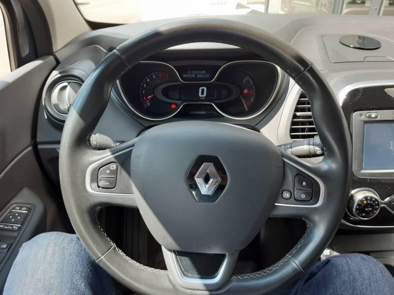 Renault Captur TCe 120 Energy Intens Gris occasion à Tulle - photo n°6