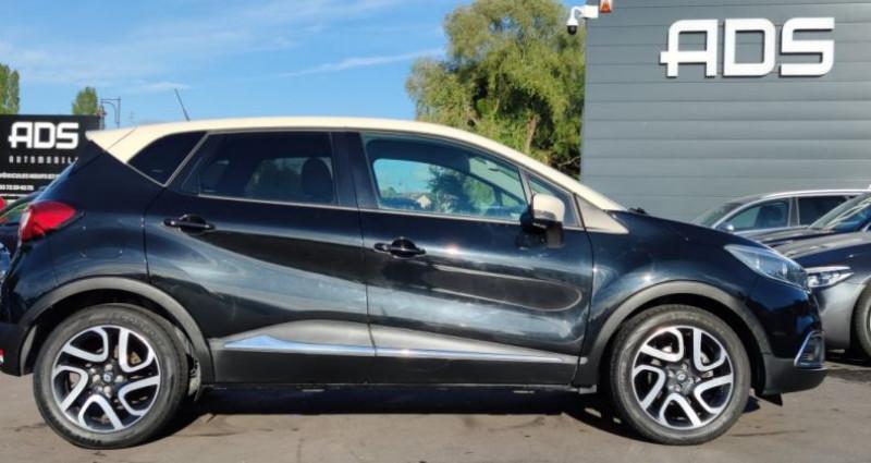 Renault Captur TCe 120 Intens EDC Noir occasion à Diebling - photo n°7