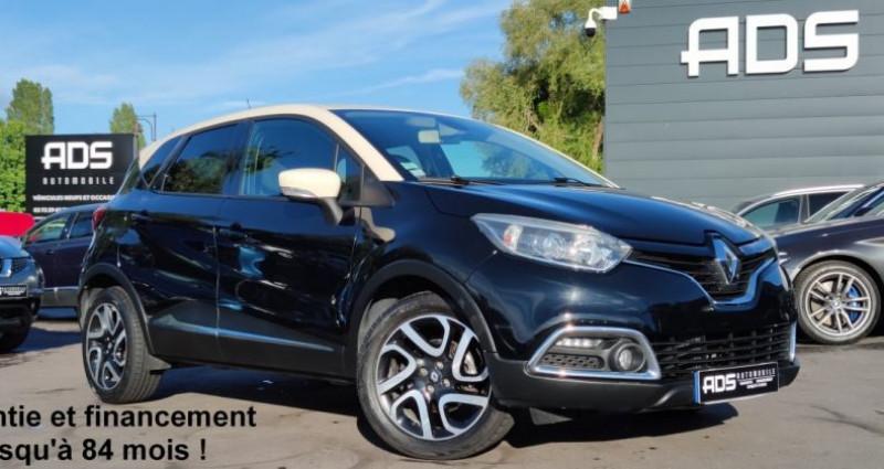 Renault Captur TCe 120 Intens EDC Noir occasion à Diebling