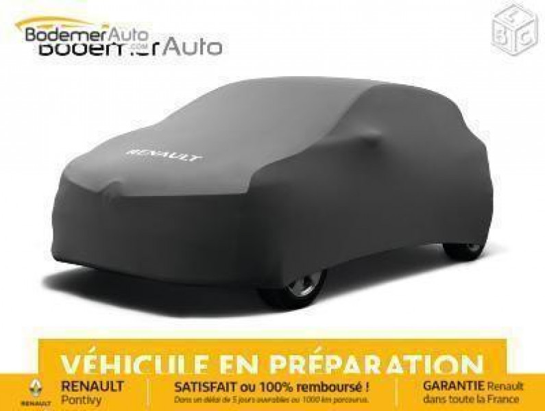 Renault Captur TCe 120 Intens EDC Gris occasion à PONTIVY