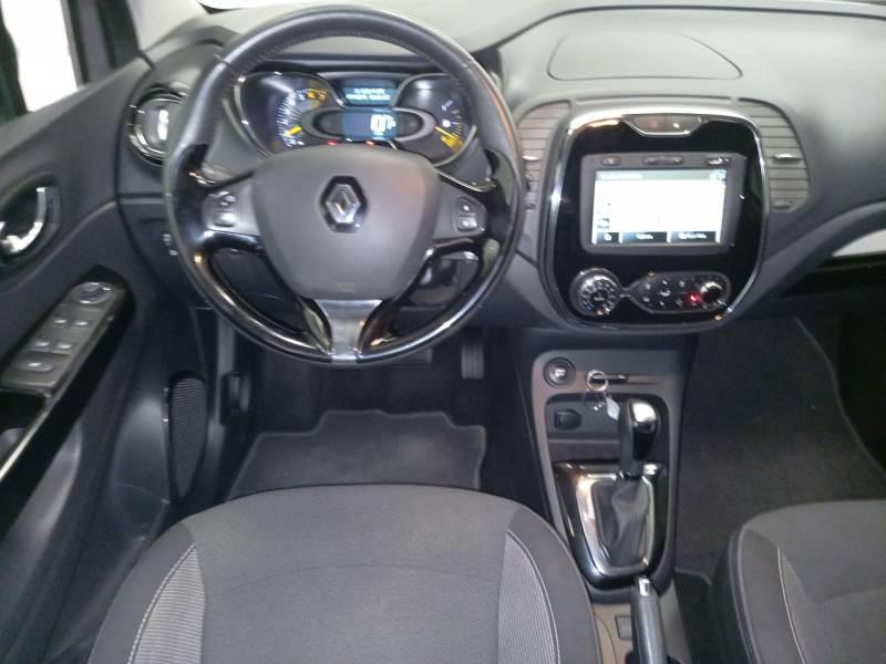 Renault Captur TCe 120 SL Arizona EDC Gris occasion à Boé - photo n°8