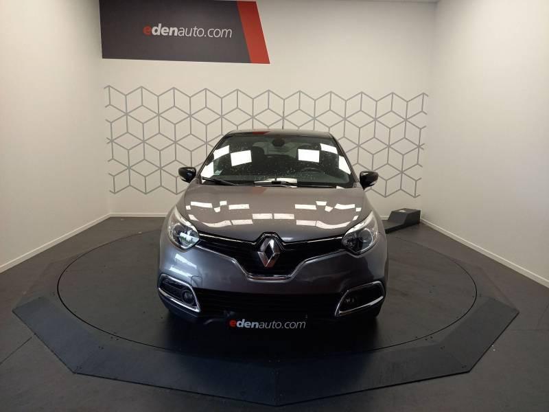 Renault Captur TCe 120 SL Arizona EDC Gris occasion à Boé - photo n°2