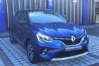 Renault Captur TCe 130 EDC FAP Intens Bleu 2020 - annonce de voiture en vente sur Auto Sélection.com
