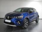 Renault Captur TCe 130 EDC FAP Intens Bleu à FLERS 61