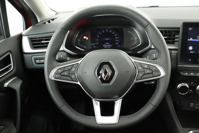 Renault Captur TCe 130 FAP Intens Rouge occasion à La Garde - photo n°6