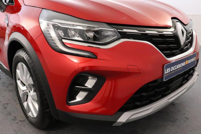 Renault Captur TCe 130 FAP Intens Rouge occasion à La Garde - photo n°3