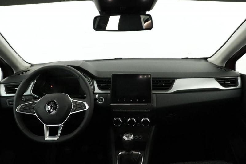 Renault Captur TCe 130 FAP Intens Rouge occasion à La Garde - photo n°5