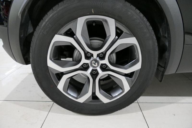 Renault Captur TCe 130 FAP Intens Noir occasion à LANNION - photo n°12