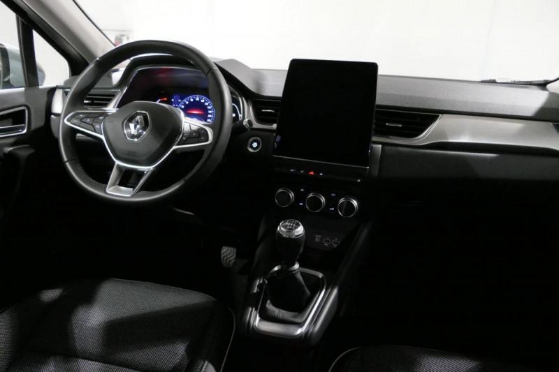 Renault Captur TCe 130 FAP Intens Noir occasion à LANNION - photo n°7