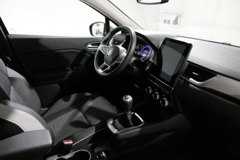 Renault Captur TCe 130 FAP Intens Noir occasion à LANNION - photo n°6
