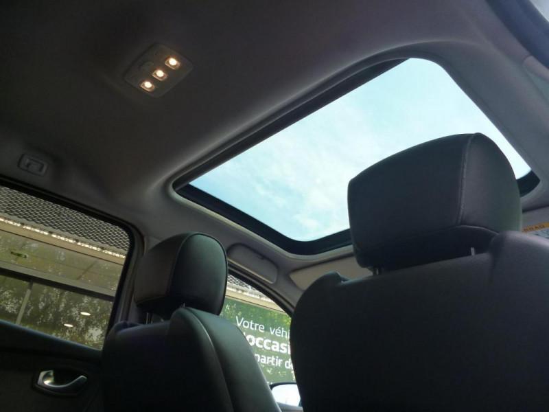 Renault Captur TCe 130 FAP Intens Blanc occasion à BAYEUX - photo n°11