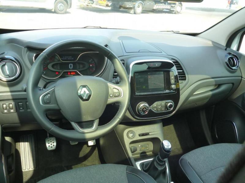 Renault Captur TCe 130 FAP Intens Blanc occasion à BAYEUX - photo n°6