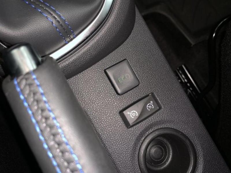 Renault Captur TCE 150  INTENS VERSION S Bleu occasion à Verfeil - photo n°15