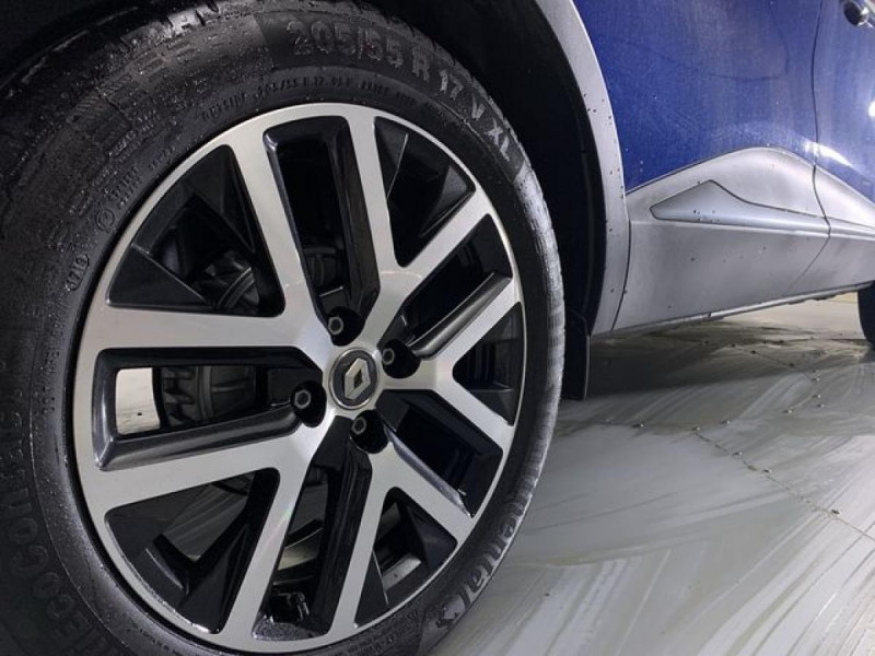 Renault Captur TCE 150  INTENS VERSION S Bleu occasion à Verfeil - photo n°19