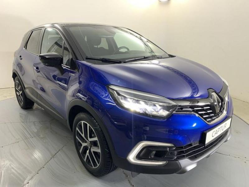 Renault Captur TCE 150  INTENS VERSION S Bleu occasion à Verfeil
