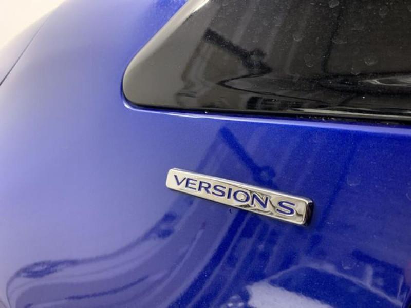 Renault Captur TCE 150  INTENS VERSION S Bleu occasion à Verfeil - photo n°7
