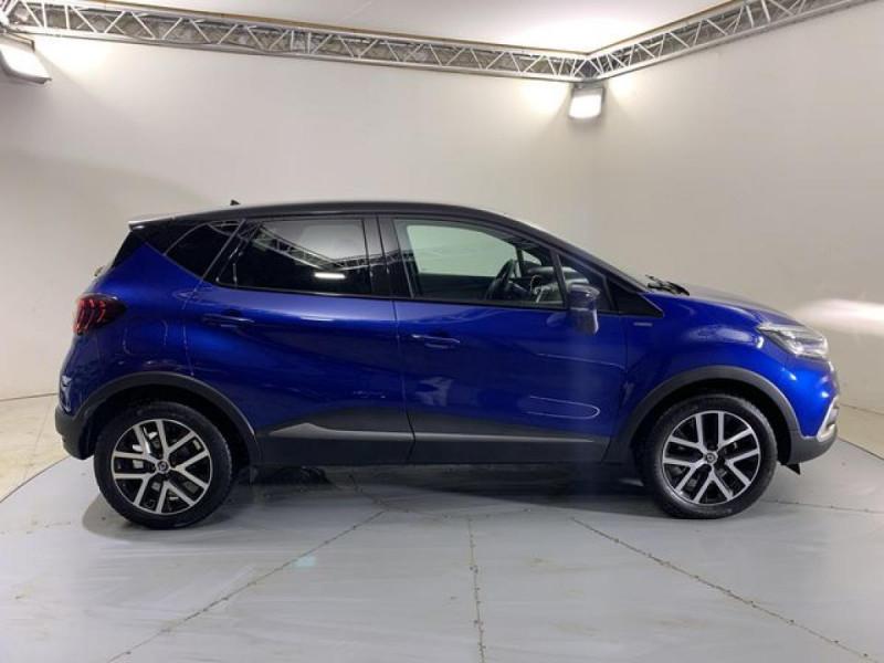 Renault Captur TCE 150  INTENS VERSION S Bleu occasion à Verfeil - photo n°17