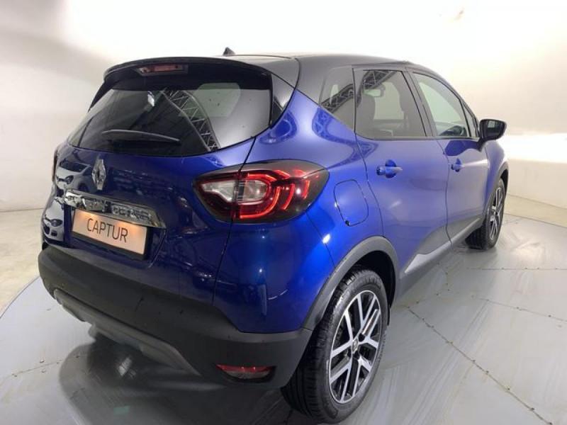 Renault Captur TCE 150  INTENS VERSION S Bleu occasion à Verfeil - photo n°10