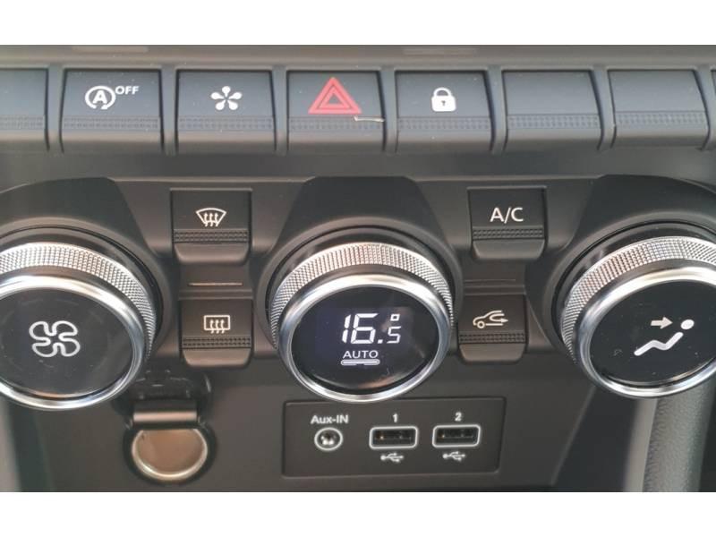 Renault Captur TCe 90 - 21 Intens Gris occasion à Condom - photo n°6
