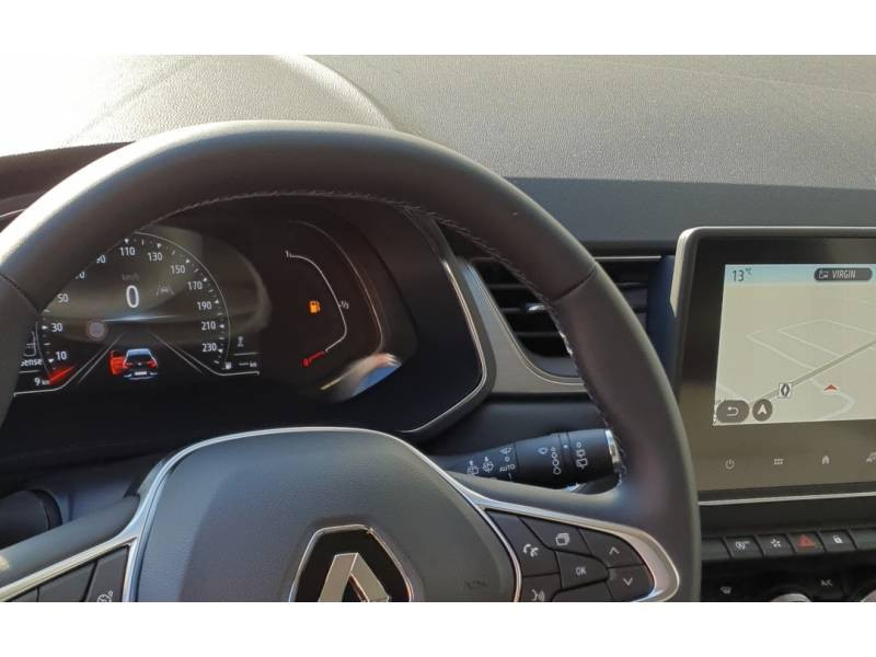Renault Captur TCe 90 - 21 Intens Gris occasion à Condom - photo n°9