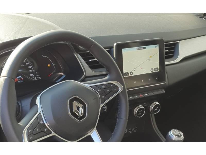 Renault Captur TCe 90 - 21 Intens Gris occasion à Condom - photo n°5