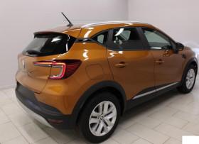 Renault Captur TCE 90 - 21 ZEN CLIMATISATION AUTOMATIQUE + EASY LINK Orange occasion à Biganos - photo n°3