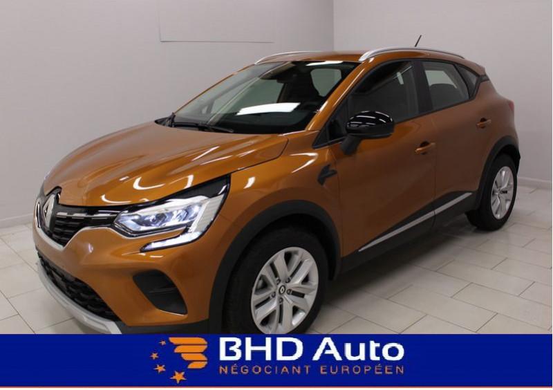 Renault Captur occasion 2021 mise en vente à Biganos par le garage BHD AUTO - photo n°1