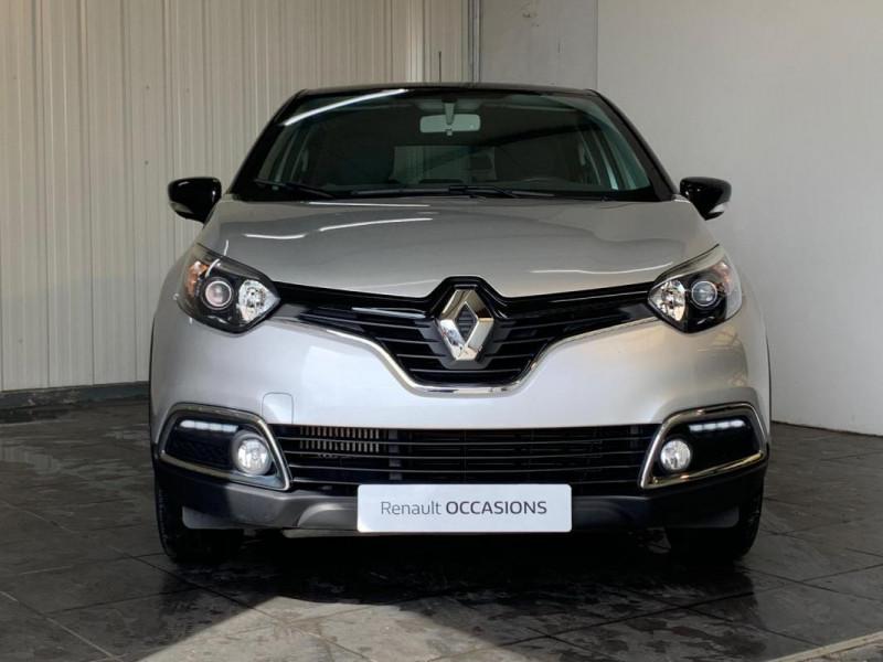 Renault Captur TCe 90 Energy Zen Gris occasion à CONCARNEAU - photo n°12