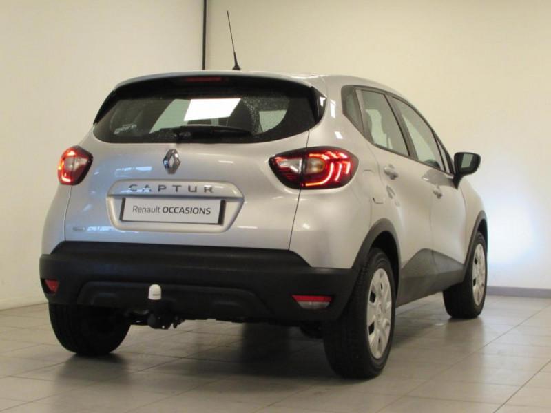Renault Captur TCe 90 Life Gris occasion à VALFRAMBERT - photo n°3