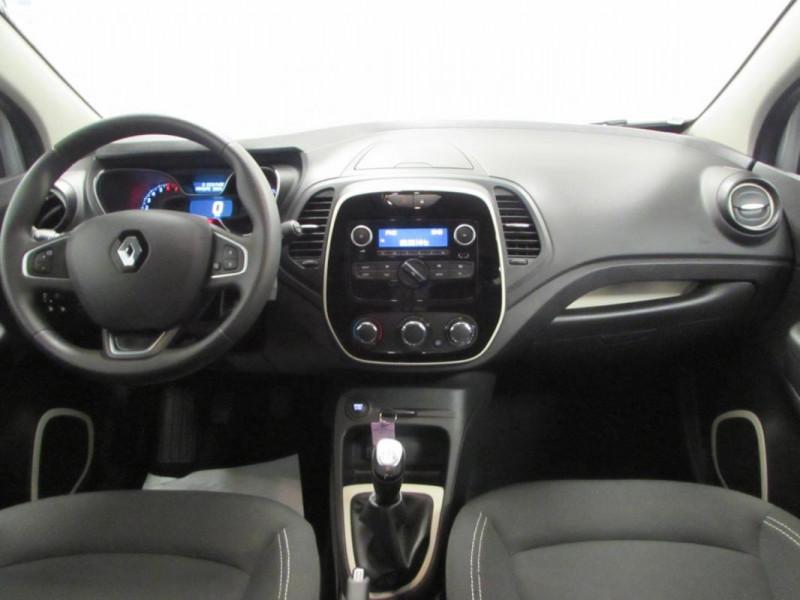 Renault Captur TCe 90 Life Gris occasion à VALFRAMBERT - photo n°5