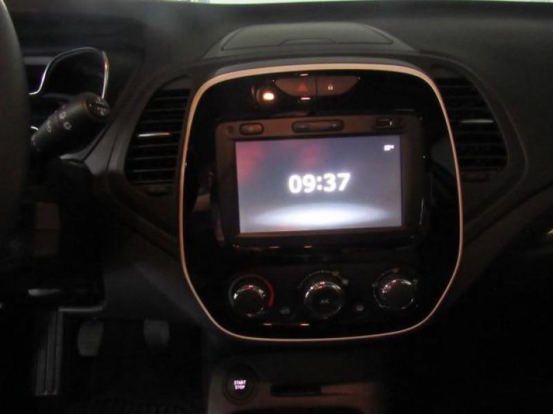 Renault Captur TCe 90 Zen Gris occasion à FLERS - photo n°6