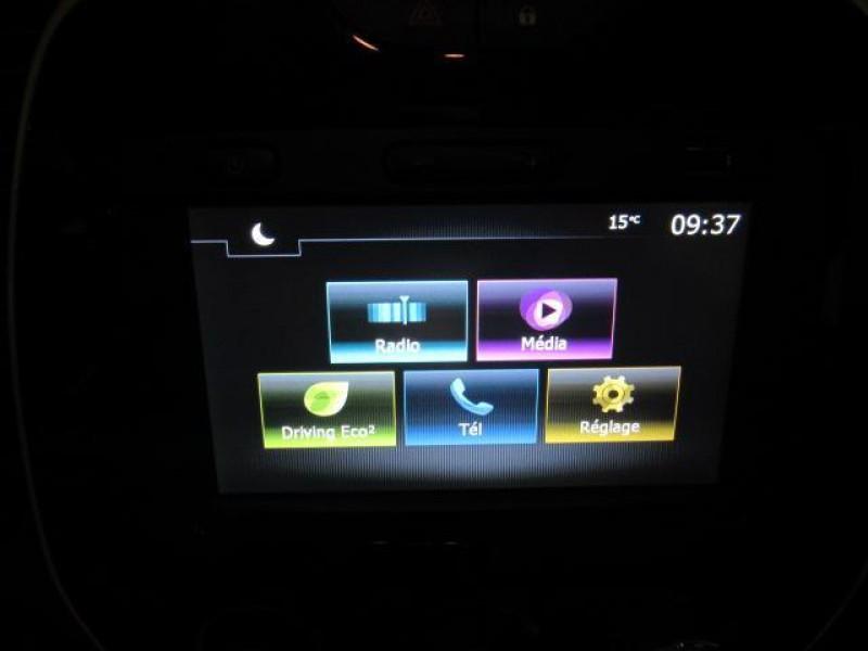 Renault Captur TCe 90 Zen Gris occasion à FLERS - photo n°15