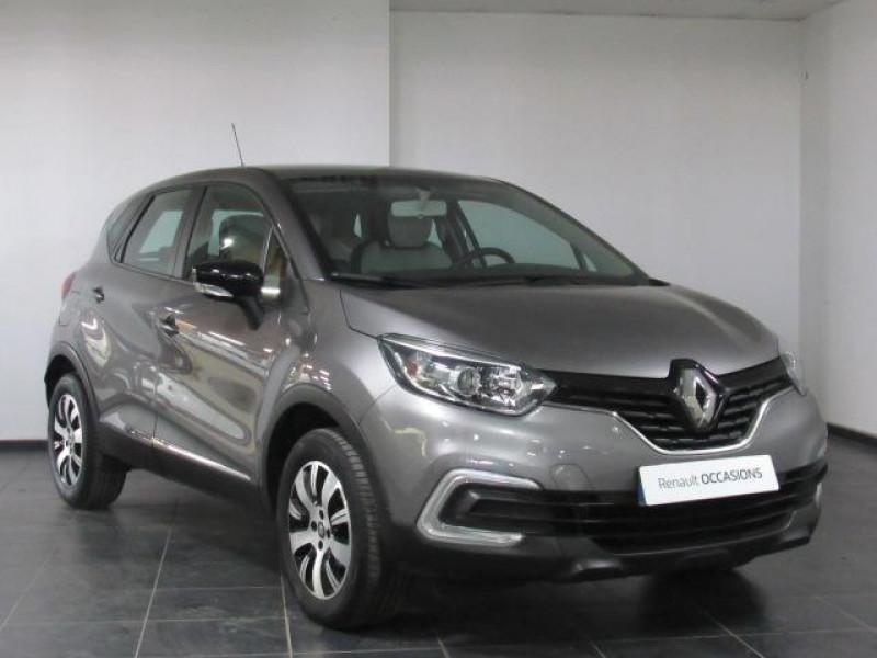 Renault Captur TCe 90 Zen Gris occasion à FLERS - photo n°2