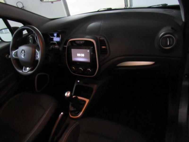 Renault Captur TCe 90 Zen Gris occasion à FLERS - photo n°10