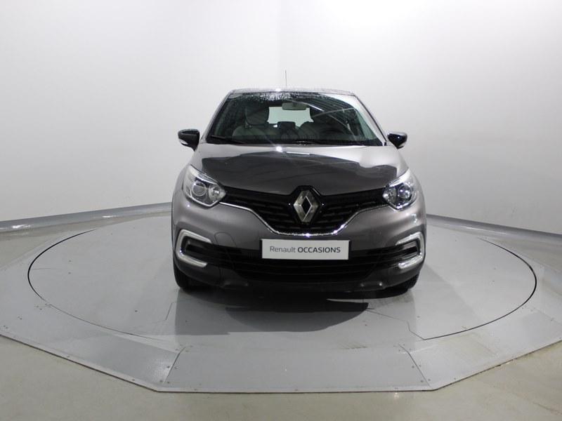 Renault Captur TCe 90 Zen Gris occasion à VANNES - photo n°2