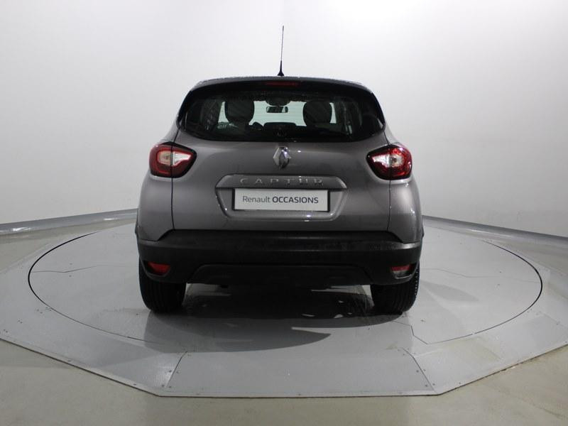 Renault Captur TCe 90 Zen Gris occasion à VANNES - photo n°5