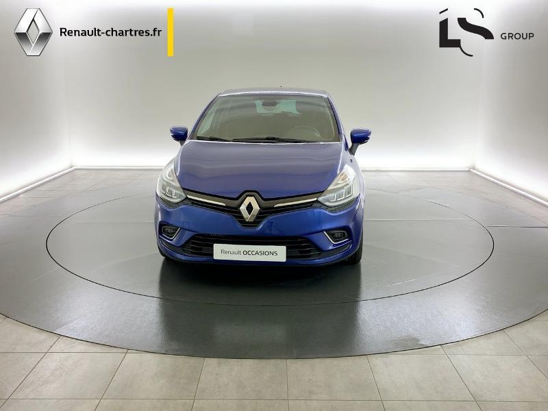 Renault Clio Estate 0.9 TCe 90ch energy Intens 5p Euro6c Bleu occasion à Chartres - photo n°5