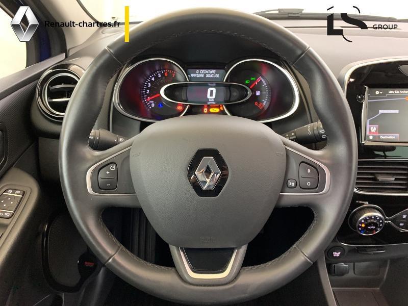 Renault Clio Estate 0.9 TCe 90ch energy Intens 5p Euro6c Bleu occasion à Chartres - photo n°7