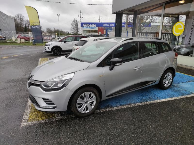 Renault Clio Estate 1.2 16v 75ch Limited Gris occasion à Samoreau